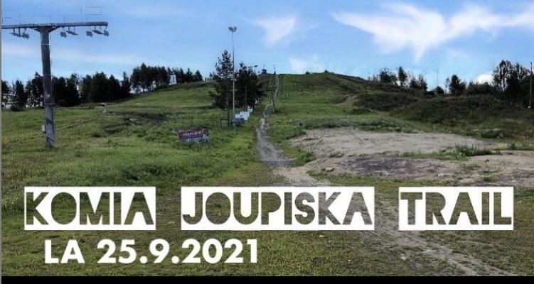 Komia Joupiska Trail 25.9.2021